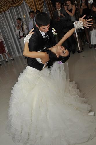 """Concurs """"Primul dans al mirilor"""" !!! > Eugeniu și Tatiana Țurcan"""