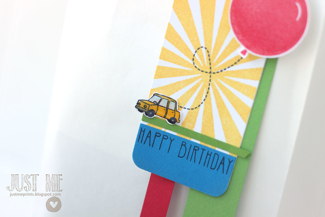 for the birthday boy {CSS instant replay}