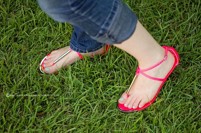 Shoe Giveaway on Blog