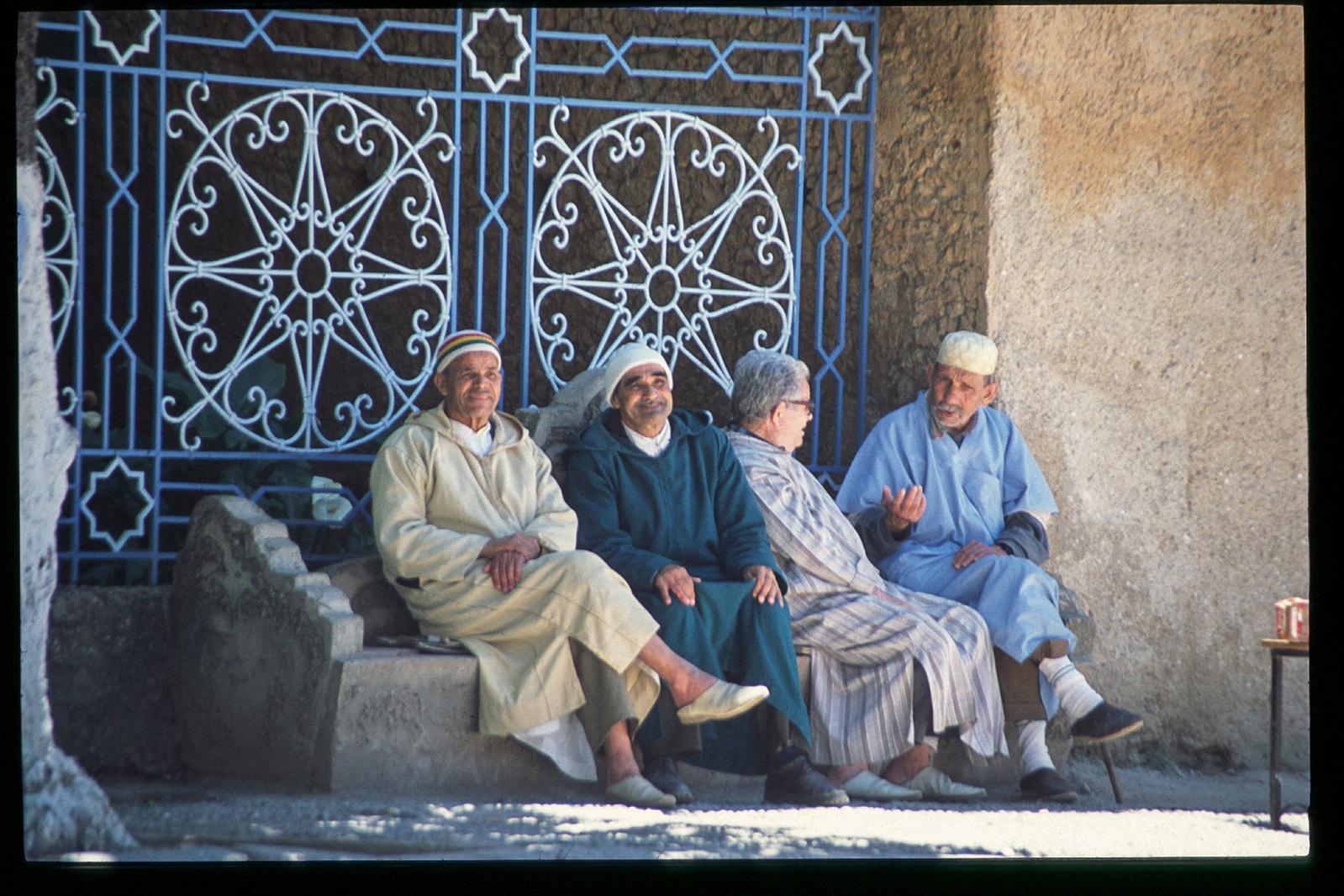 Chefchaouen - Derrière la mosquée