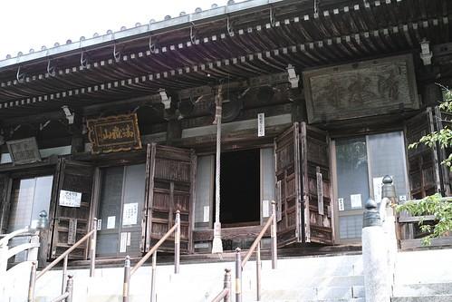 播州清水寺本堂