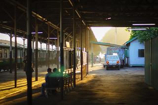 Nairobi Raiway Station