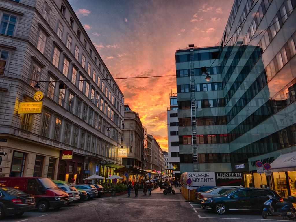 Vienna street