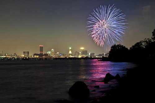 Fireworks on 4th of July! by kravi2011 via I {heart} Rhody