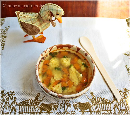 Supa cu turnatei