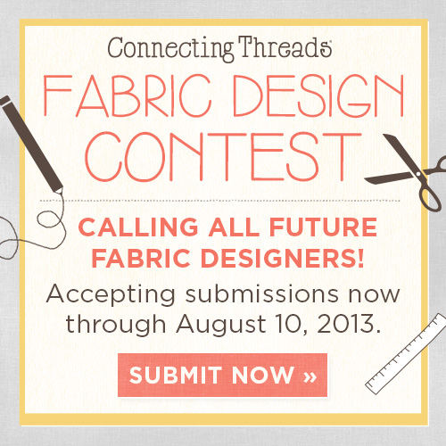fabric design contest.
