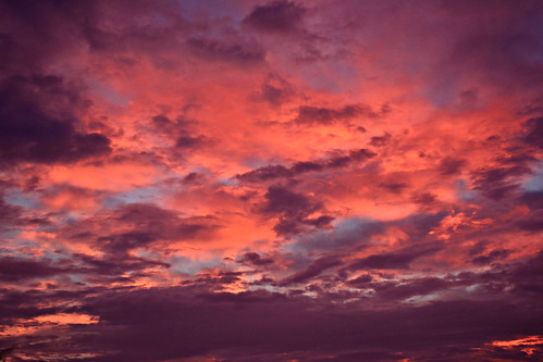 sunset sky italy colors dawn tramonto cloudy alba cielo