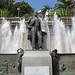 Fuente y monumento a D. Fernando León y Castillo en Paseo de Chil Las Palmas de Gran Canaria