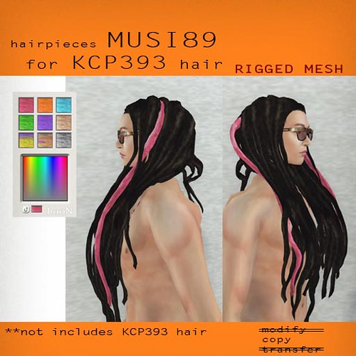 booN hairpieces MUSI89