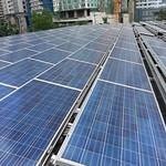 Rooftop solar at ADB