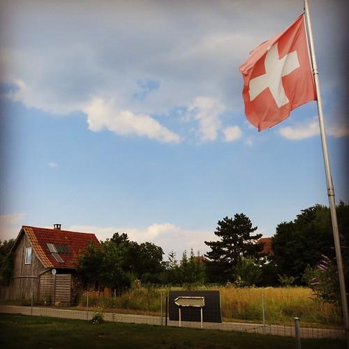 DAY 11: Konstanz to Zürich