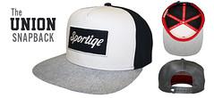 Sportiqe Union Snapback Hat