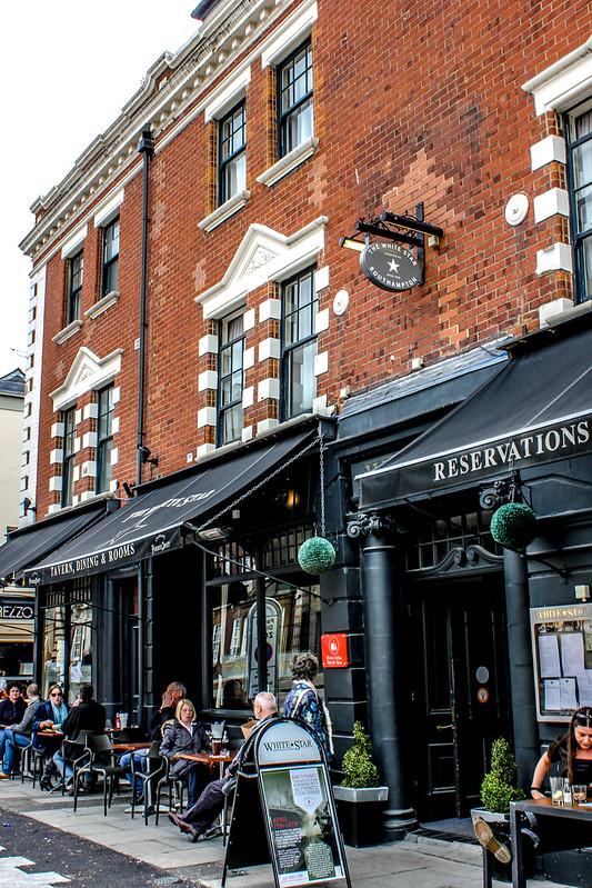 Pub White Star Tavern de Southampton
