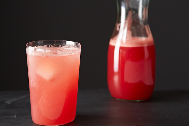 Watermelon paloma from Food52
