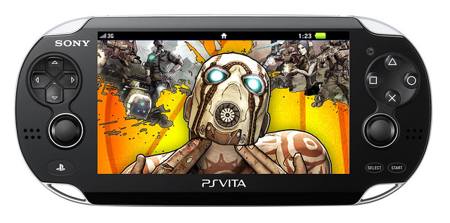 Borderlands 2 for PS Vita