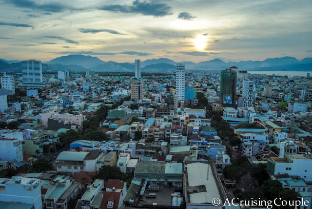 Da Nang City Vietnam