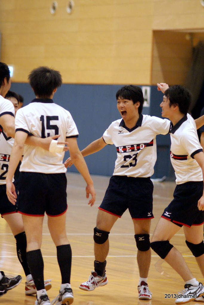 20130907|Keio-Juntendo