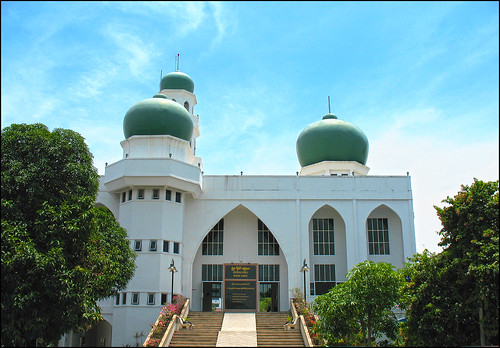 Mosque in Phuket Town
