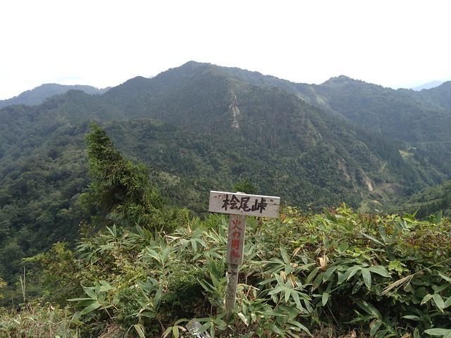 金草岳 桧尾峠