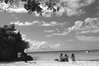 Bohol - Beach scene