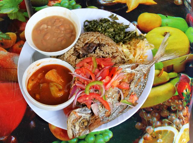 Tanzanian food at its finest