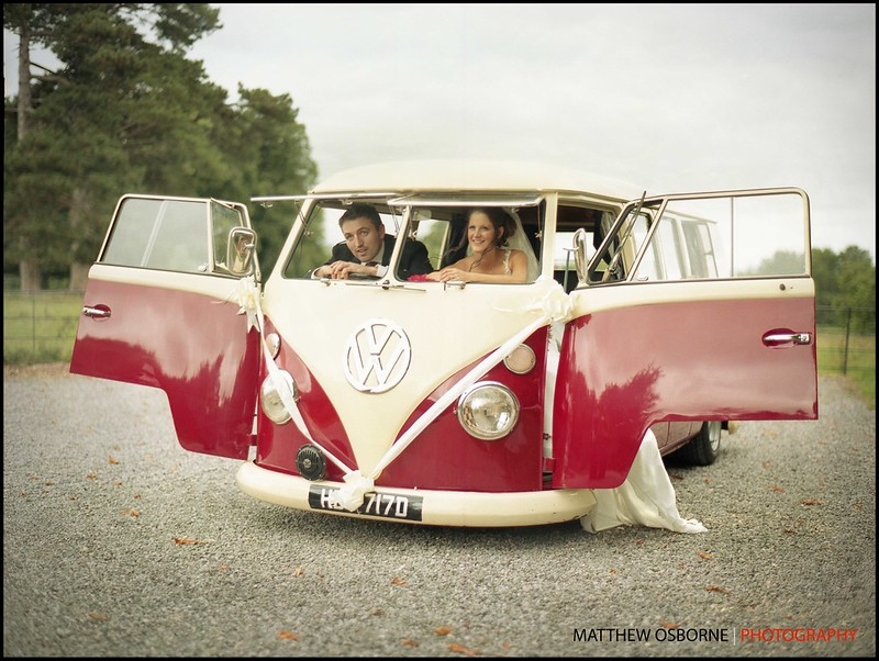 Contax 645 Wedding :)