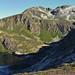 Étang d'Appy en montant sur la crète menant au sommet entre le col de l'Étang d'Appy et le col de Girabal ©StephanPeccini