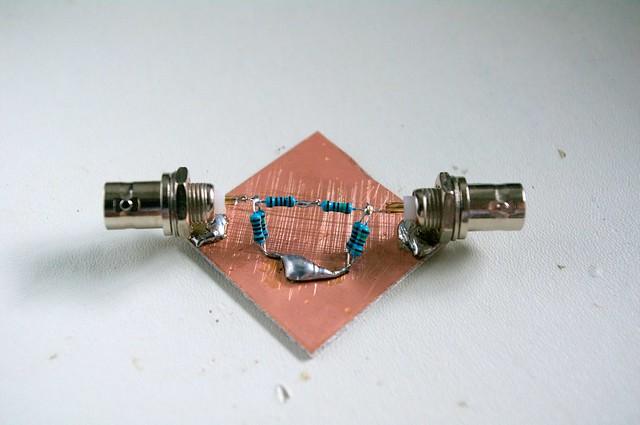 20 dB attenuator