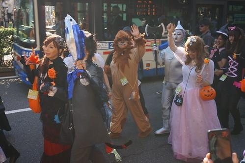 Kawasaki Halloween Parade 2013 04
