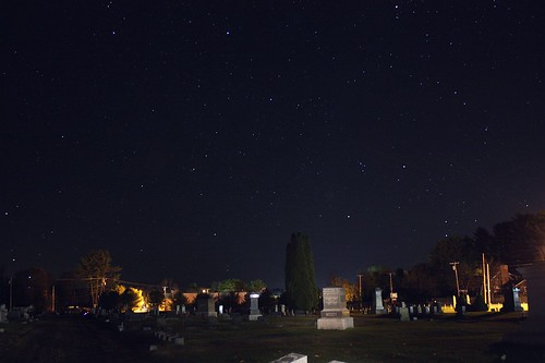 2013_1028Cemetery-At-Night0004 by maineman152 (Lou)
