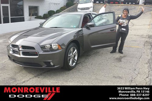 Monroeville Dodge Ram Truck Customer Reviews and Testimonials-Teressa Jones by Monroeville Dodge
