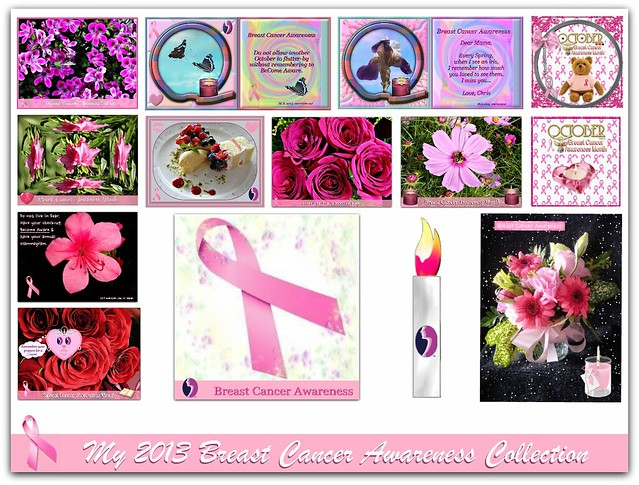 My 2013 Breast Cancer Awareness Collection