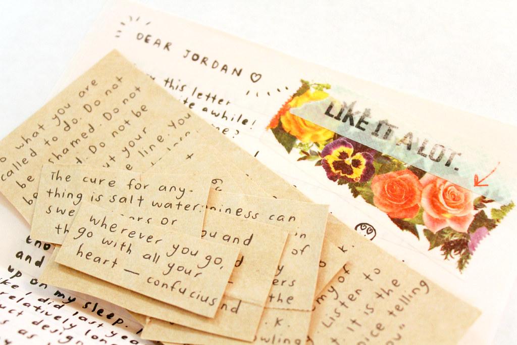 gwen's letter