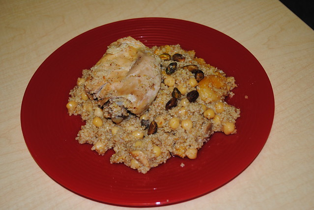slow cooker chicken and couscous (14)