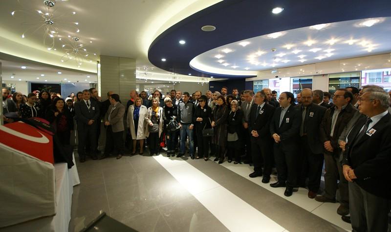 Prof. Dr. Hilmi Sabuncu için Üsküdar Üniversitesi'nde tören düzenlendi 2