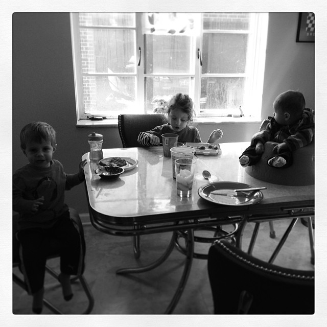 My daily lunch dates. #kids #lunch #latergram