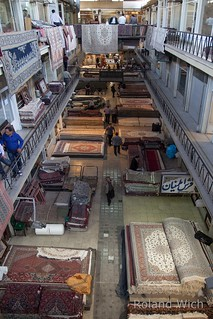 Tehran Carpet Bazaar