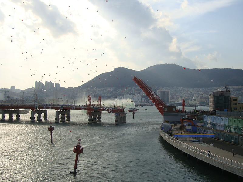 Yeongdo Bridge 부산 영도대교