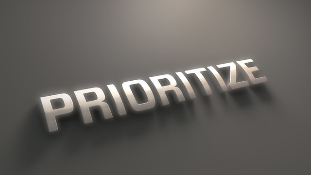 Prioritize from Flickr via Wylio