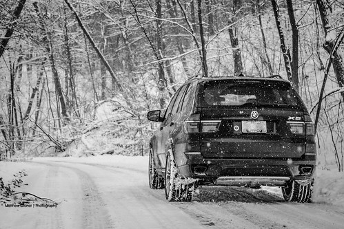 BMW X5 Photoshoot by Matthew Groner Photography