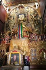 Kathmandu - Budda