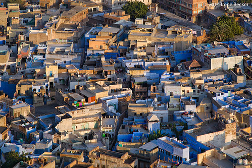 travel sunset india architecture evening countryside cityscape rooftops fort outdoor traditional dust rajasthan jodhpur imagesofindia bluecity northindia mehrangarhfort incredibleindia indianimages indianstreetphotography irenebecker irenebeckereu jodhpurrooftops