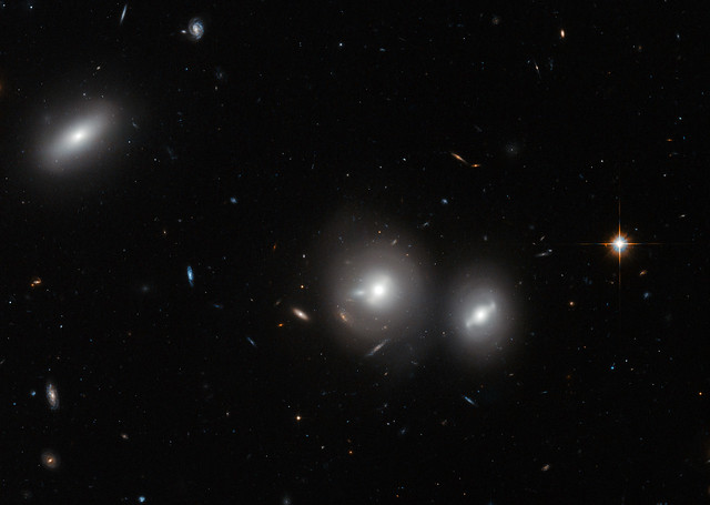 Hubble close-up on the Coma Cluster | Flickr - Photo Sharing!