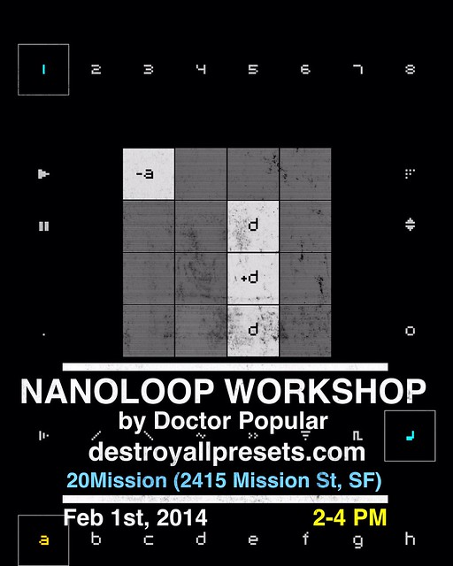 Nanoloop Workshop