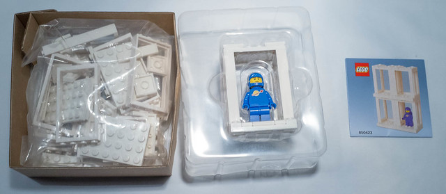 REVIEW LEGO Minifigure Presentation Box