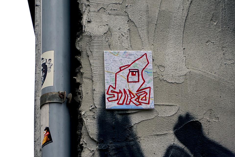 Street Art Gefahrengebiet Hamburg