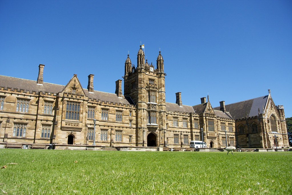 University of Sydney Main Quadrangle