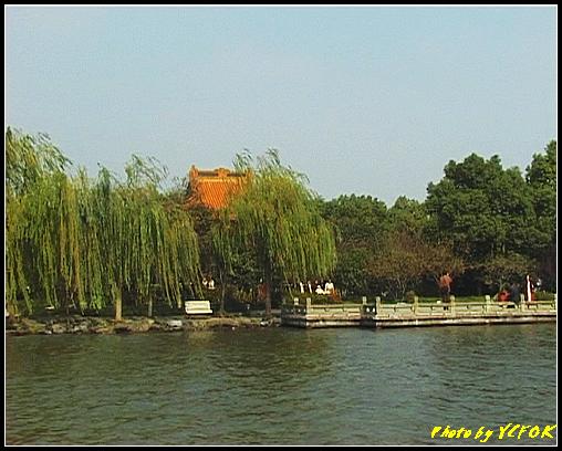 杭州 西湖 (其他景點) - 382 (西湖 湖上遊 往湖心亭 湖心亭上的亭台樓閣)