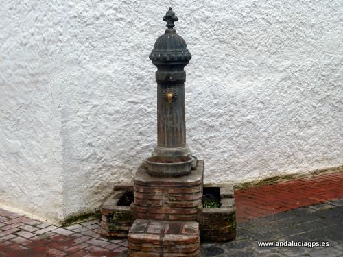 Jaén - Siles - Fuente - 38 23' 10 -2 34' 52