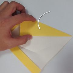 สอนวิธีพับกระดาษเป็นรูปลูกสุนัขยืนสองขา แบบของพอล ฟราสโก้ (Down Boy Dog Origami) 030